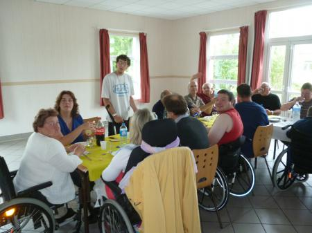 Barbecue Annuel Juillet 2014