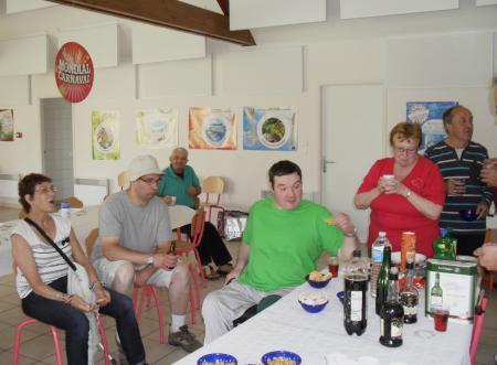 Barbecue de Juillet 2012