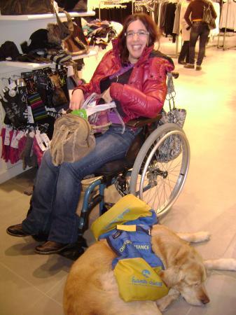 """Sortie """"Soldes au Mans"""" -  le 17 janvier 2011"""